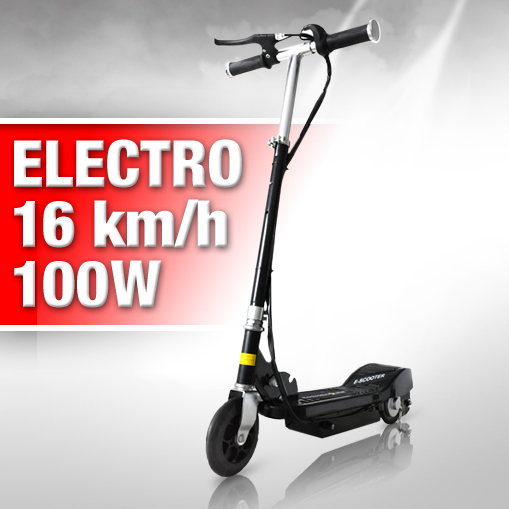 V6-E-SCOOTER-ELEKTRO-CITY-ROLLER-KICK-BOARD-MINI-BIKE-100W-AKKU-MOTOR-16-KM-H